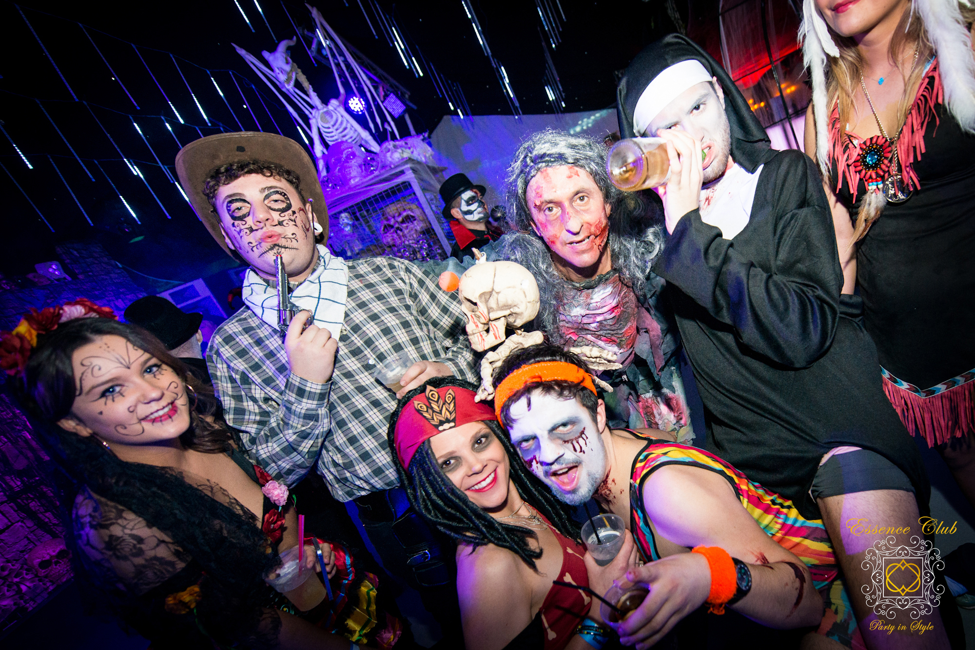Essence Club Underworld Party