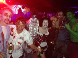 Essence club bewitching halloween party