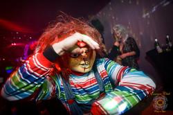 Essence club halloween theme costume