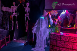 Essence club bewitching halloween props
