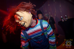 Essence club halloween heme costume 3