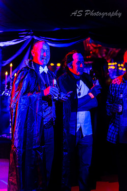 Bewitching halloween club night at essence