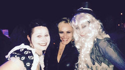 Bewitching halloween party pic