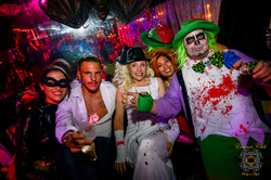 Heaven Hell theme party nights