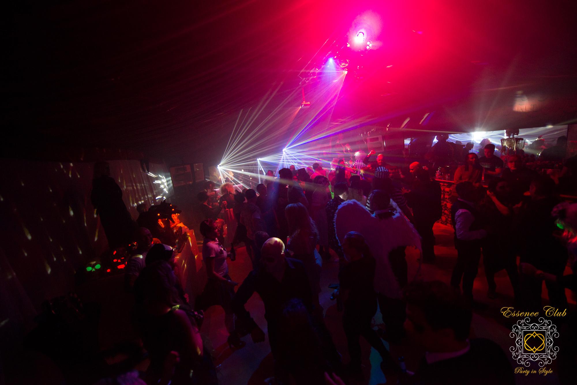 Essence club hell