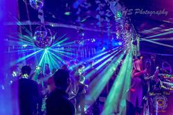 At Essence club Dance floor