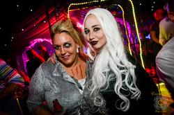 Essence club halloween themed events