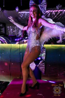 Glitter Heaven Party Dancer