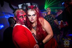 Essence club hell theme