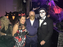 Essence night at bewitching halloween