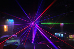 Ultimate party for charity lights
