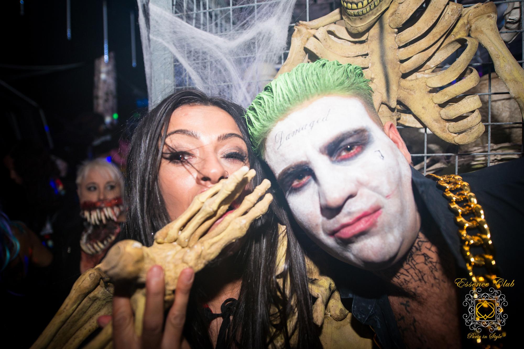 Essence club Halloween Underworld