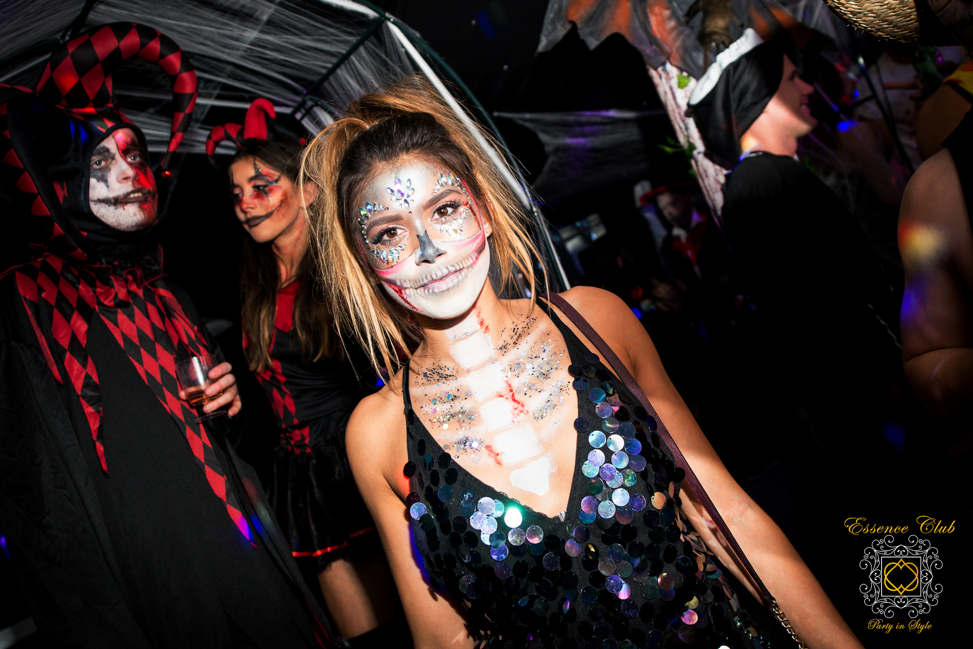 Hallowen Party style