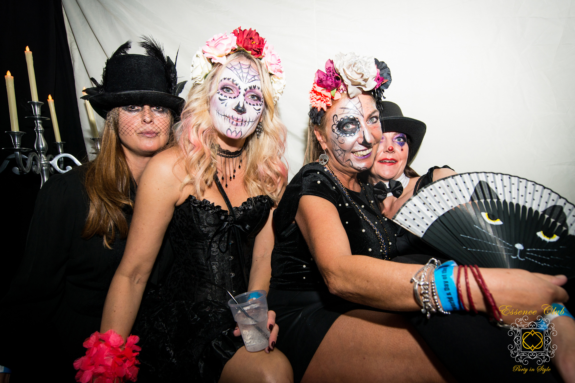 Luxury Halloween Parties