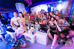 Glitter Heaven Party Groups