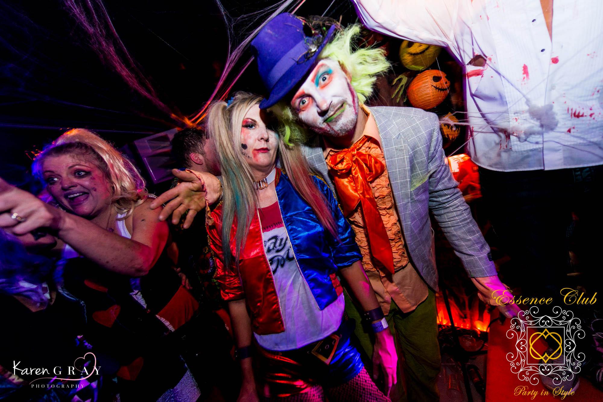 Halloween Mad Hatter