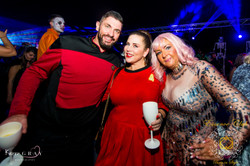 Halloween SyFy Party People