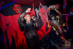 Essence club hell event singer Soraya vivian