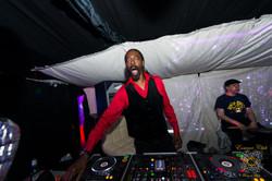 Jon Jules DJing at Essence Club Events