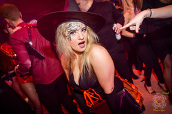 Halloween at essence club parties