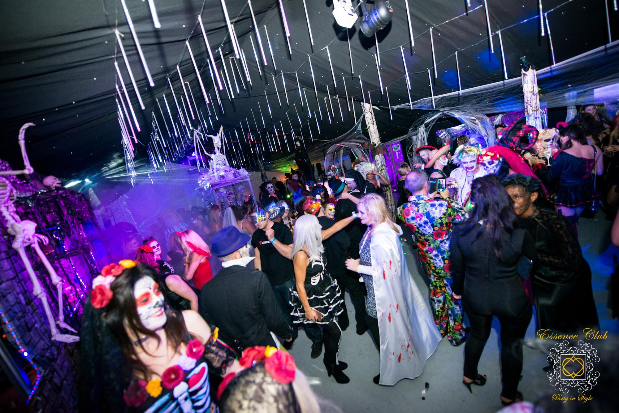 Essence Club Underworld themed party