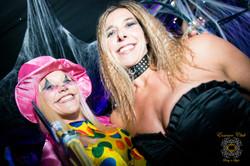 Halloween party theme fun