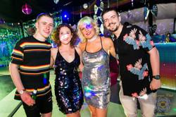 Glitter Heaven Themed Party