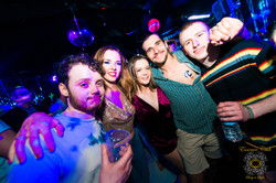 Essence Club's Glitter Heaven Party 2018