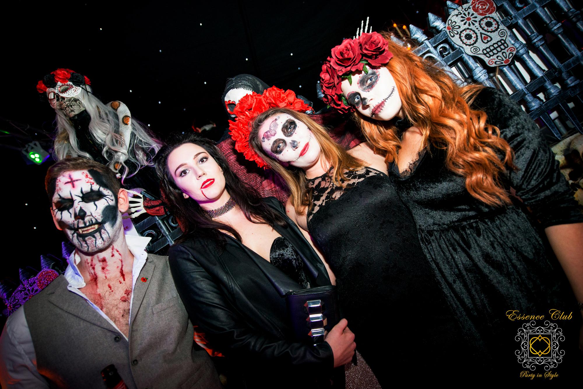 Halloween Day of the dead underworld