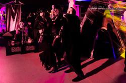 Bewitching halloween fun night