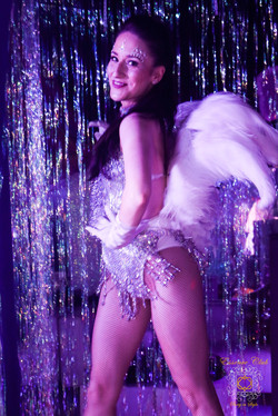 Glitter Heaven Party 2018 Dancer