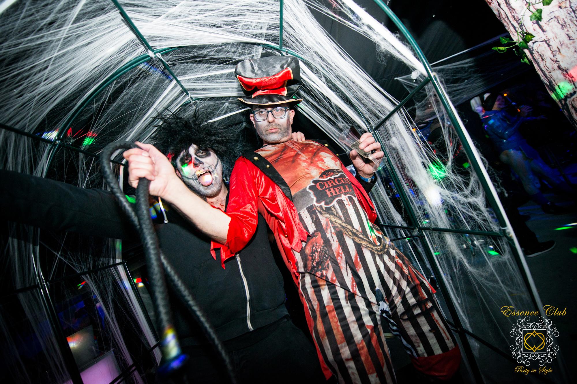 Essence Club Halloween Special