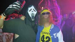 Essence club night bewitching halloween