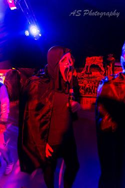 Essence club halloween carnival