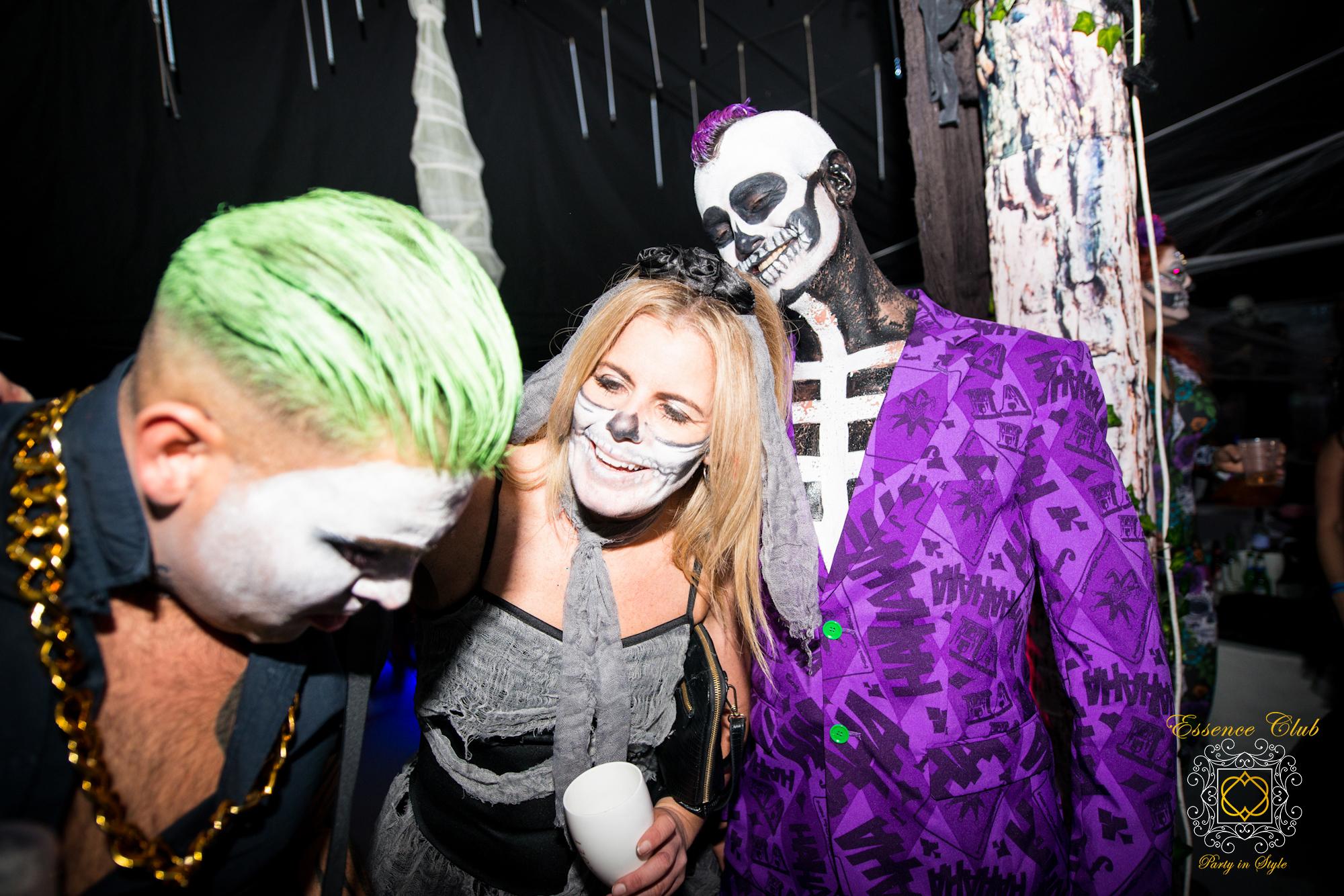 Halloween underworld event
