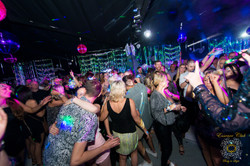 People Partying at Essence Club's Event Glitter Heaven