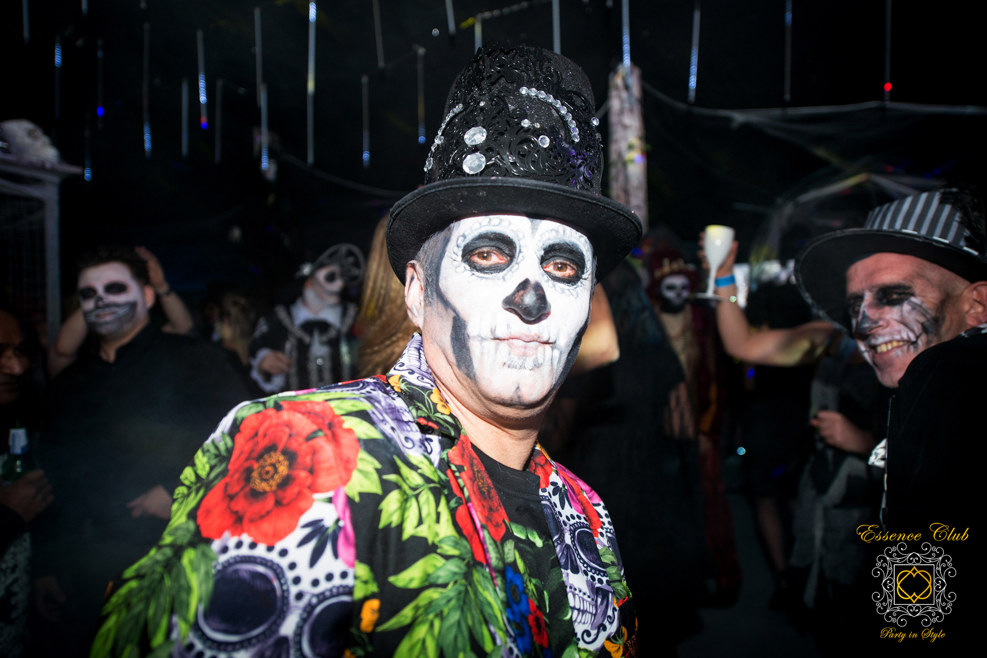 Day of the dead and underworld