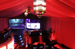 Ultimate party for charity venue