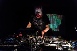 DJ Mark Doyle Split Face