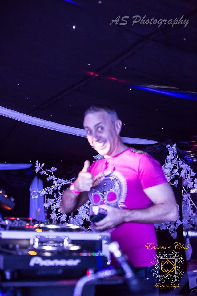 DJ Tony Bellamy