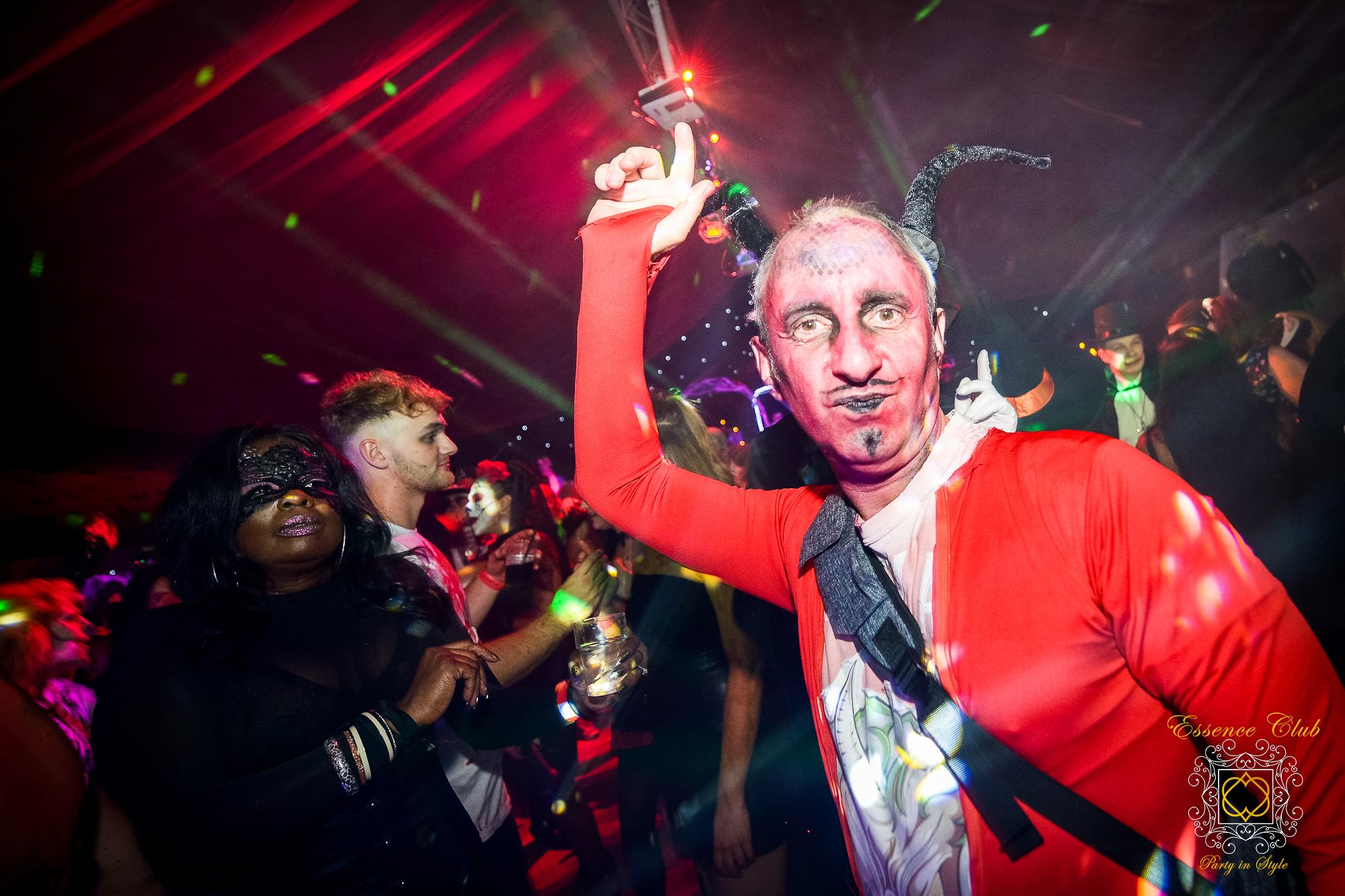 Essence Club DJ Tony Bellamy