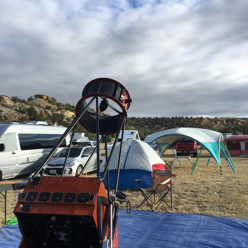 Okie-Tex Campsite