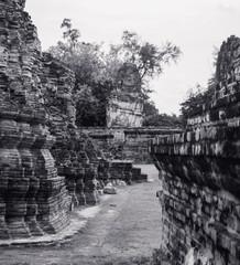 Marla Manes Photography Ayutthaya Ruins in Thailand