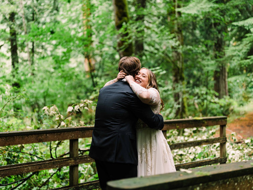 Olympic National Park Elopement Guide - How to Plan an ONP Wedding