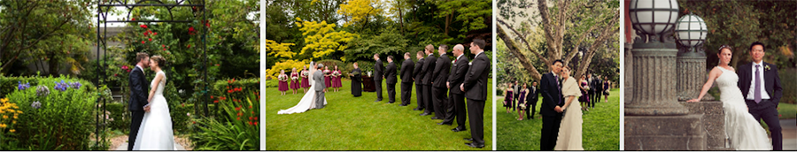 Weddings at Ballard Locks Seattle