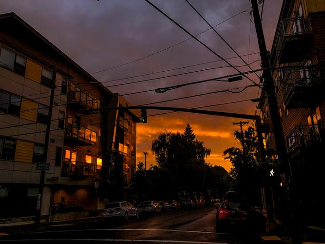 Marla Manes Photography Portland at Dusk