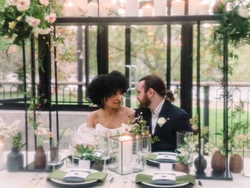 The Greenhouse at Almquist Winery – Jocelyn & Austin's Styled Elopement