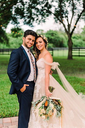 Florida Elopement | Rustic elopement in Jupiter, Florida
