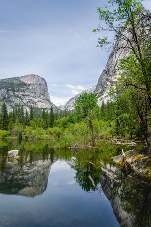 Marla Manes Photography Mirror Lake Yosemite National Park