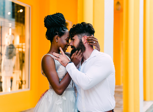 Elope in Miami - Featuring the Design District